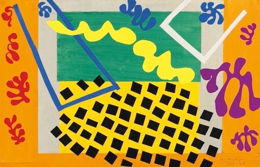 Types of paint gouache Matisse (1)