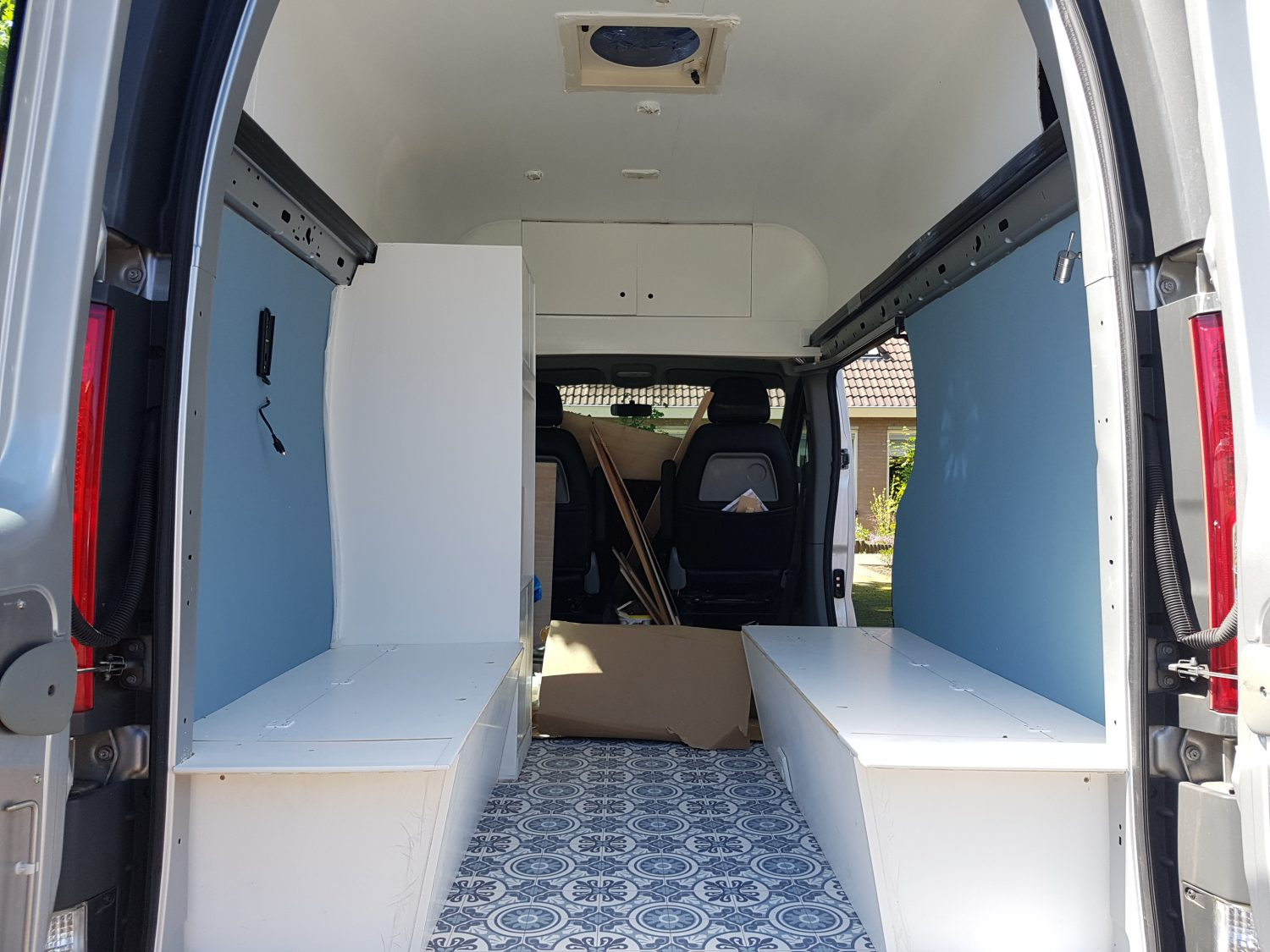 The Ultimate Guide to Your DIY Campervan Conversion