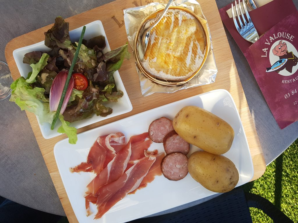 Roadtrip through the Jura - Jura Food