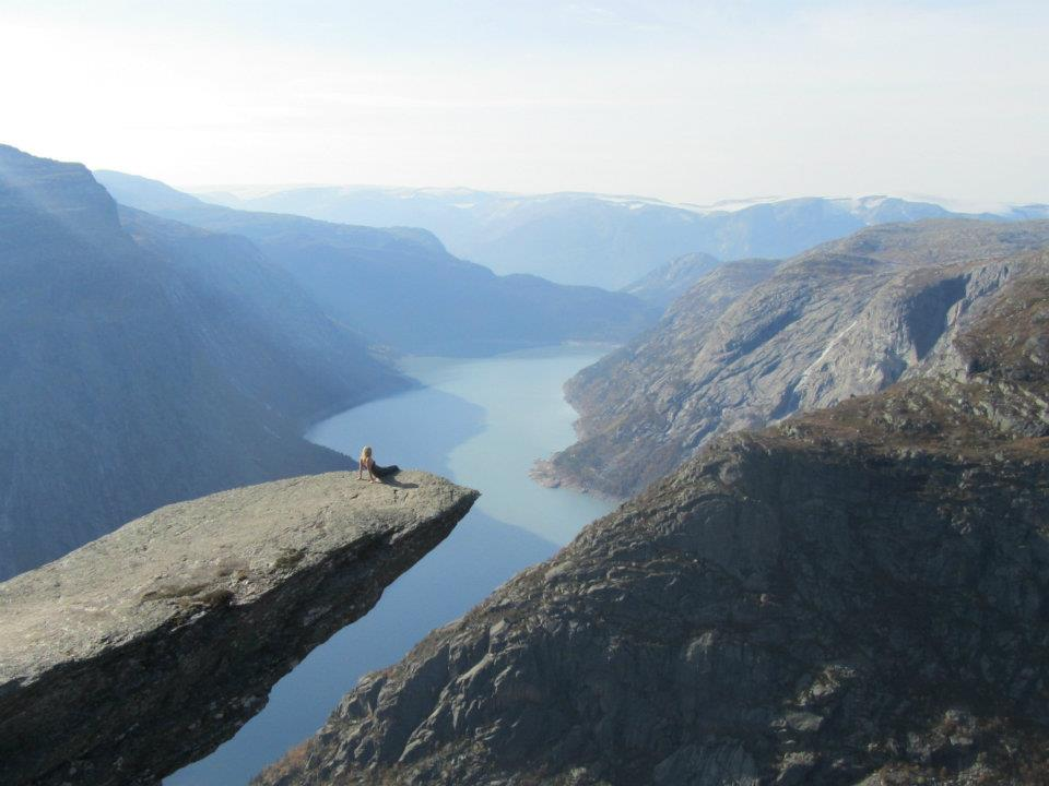 The Amazing Trolltunga Hike in Norway – Easily One Of The Best Views in the World