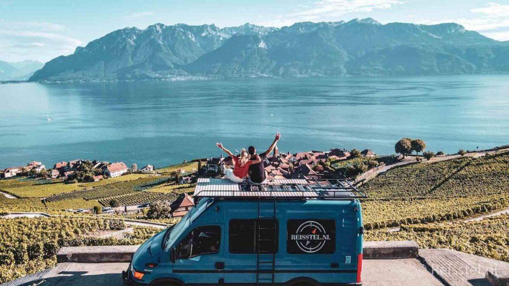 Dutch campervan travellers vanlifers reisstel