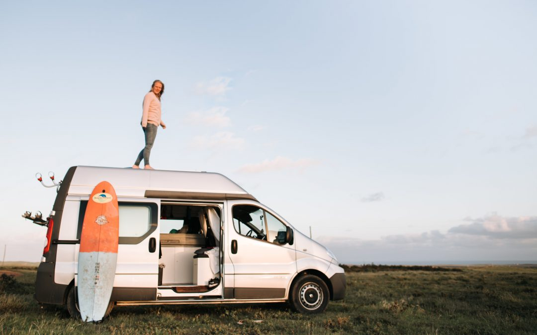 9 Great Things About Travelling in a Campervan vs Backpacking