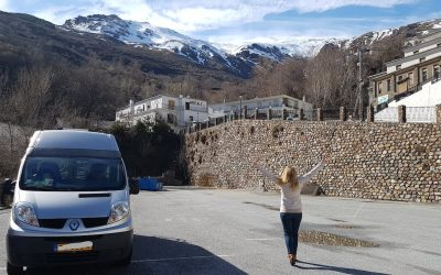 Visiting Trevélez: The Home of Jamón Serrano Up High in the Alpujarras