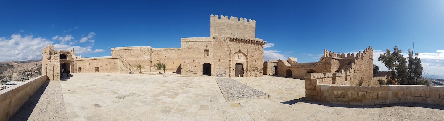 The Alcazaba of Almeria & Other Things to Do in Almeria, Spain