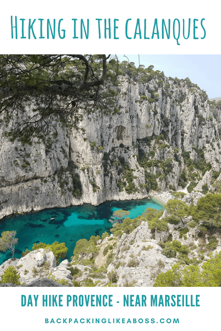 Hiking in the Calanques