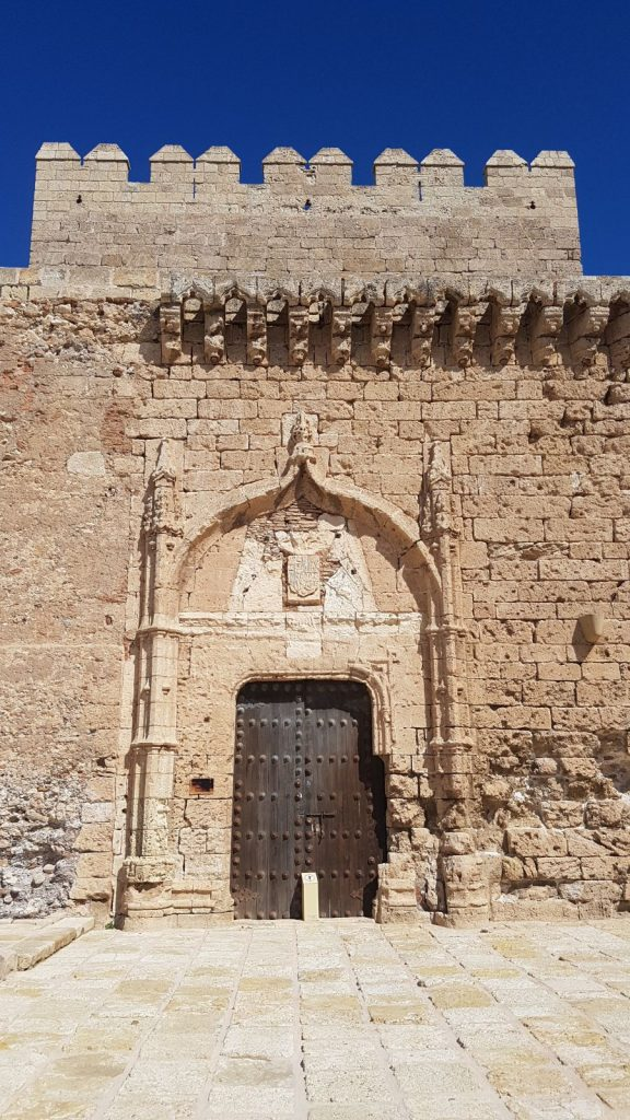 Spain - things to do in Almeria - Alcazaba