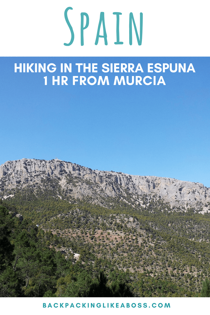 Things to do in Murcia - Hiking Sierra Espuna