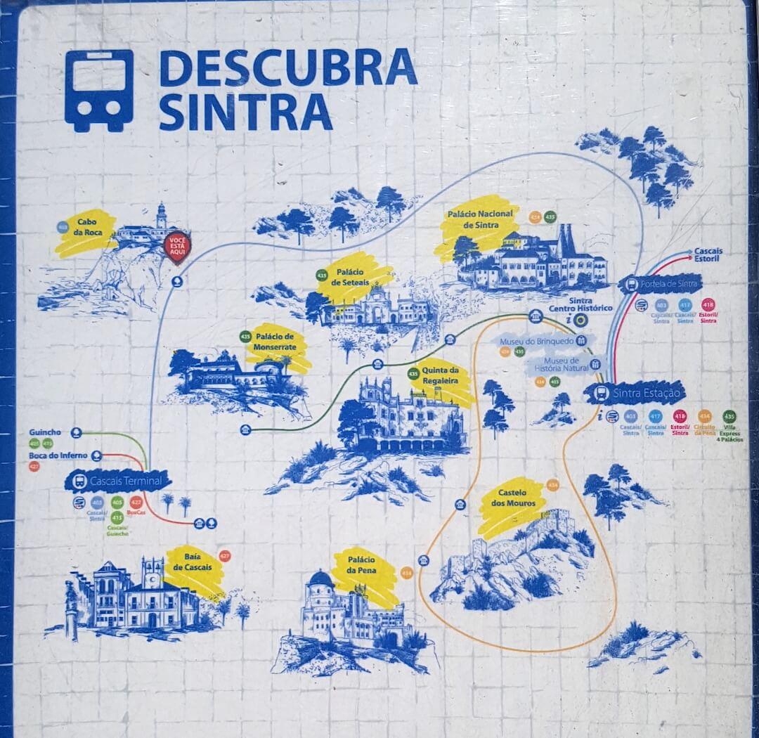 Buslines Sintra Bus 403 Bus 434