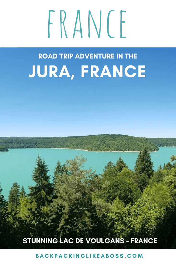 Road trip in Jura Region, France