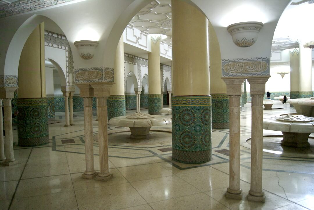 Visiting Hassan II Mosque Casablanca Opening Hours Tours