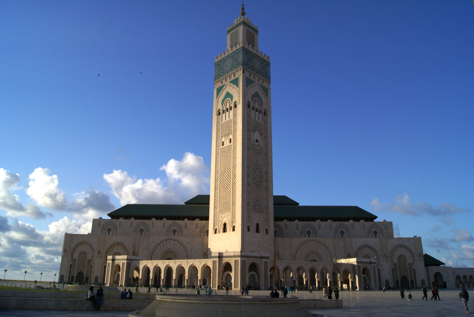 Visiting the Hassan II Mosque in Casablanca - Opening Hours, Tours and Costs