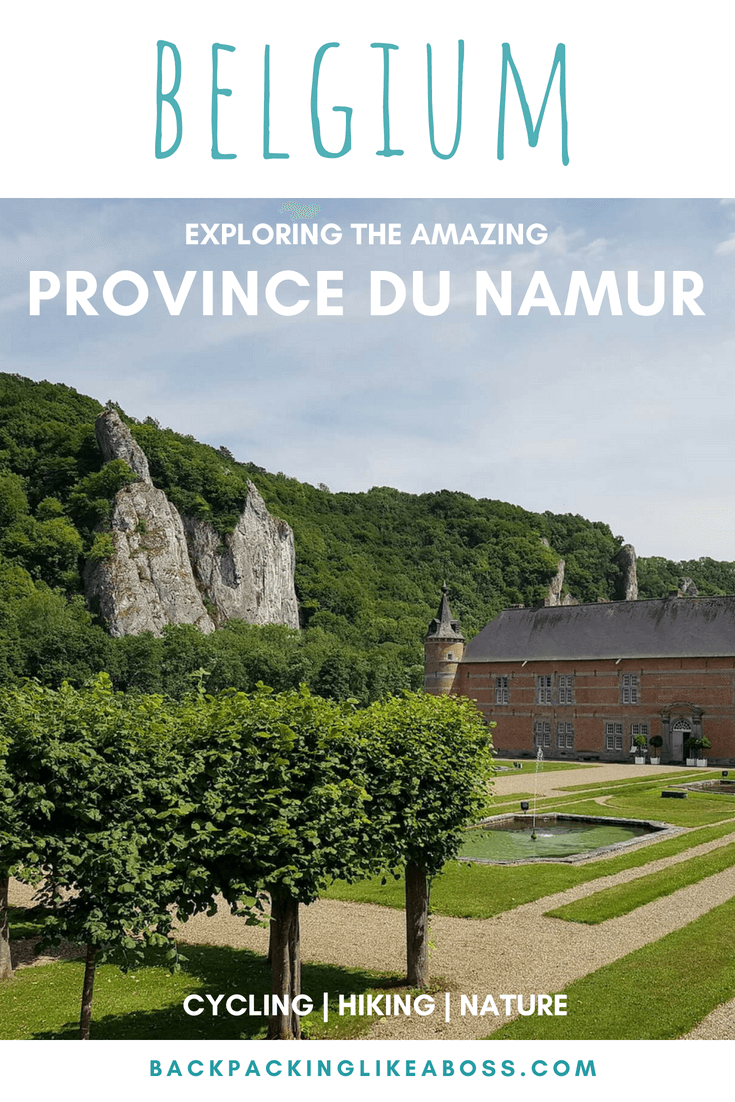Explore the Province du Namur, Belgium