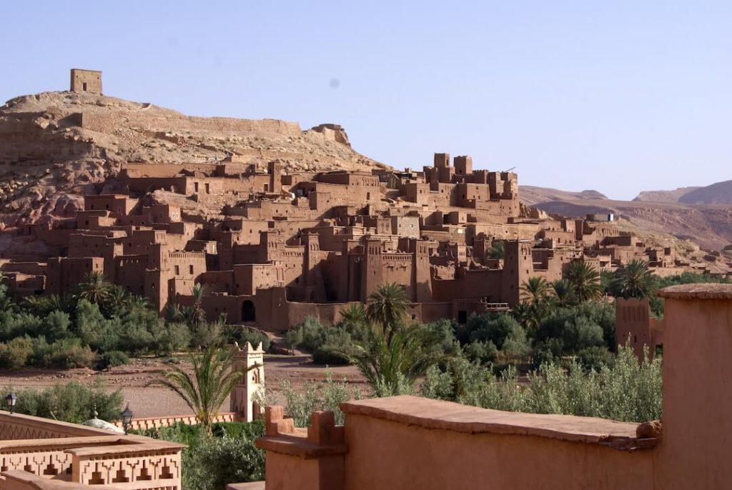 Morocco Vanlife - 4 Week Morocco by Campervan - Ait Bennahdou
