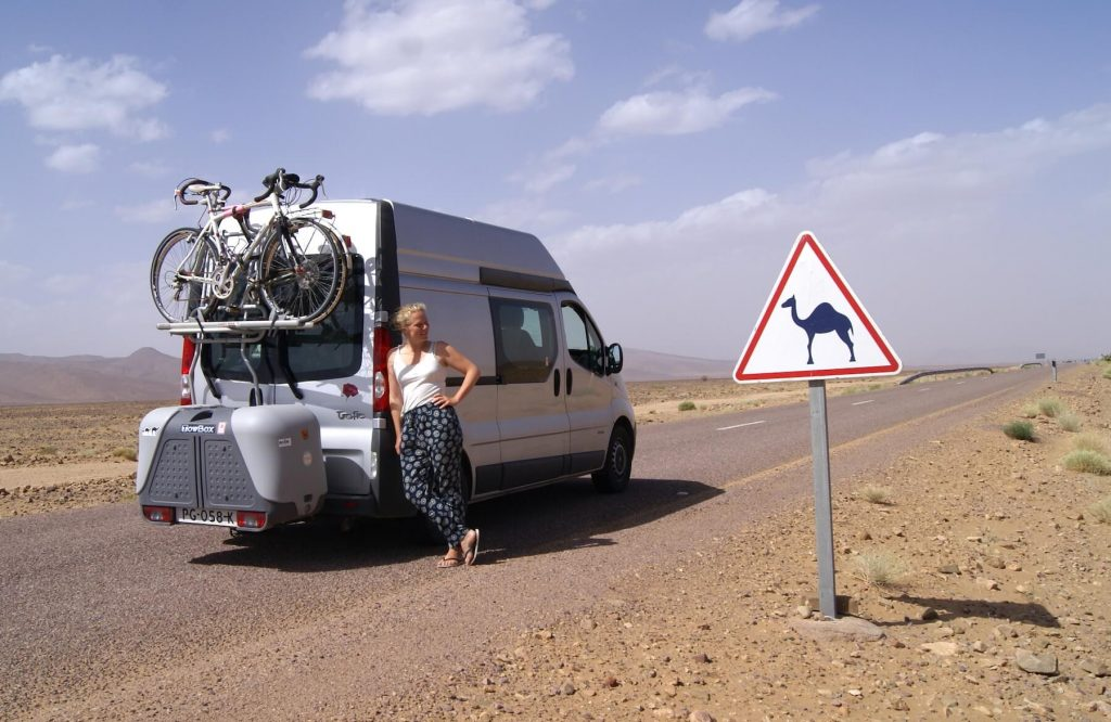 4 Week Morocco Itinerary by Campervan - Ait Bennahdou to El Hmid5