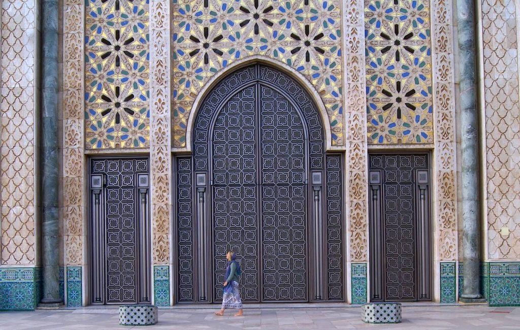 Morocco Itinerary by Campervan - Casablanca2