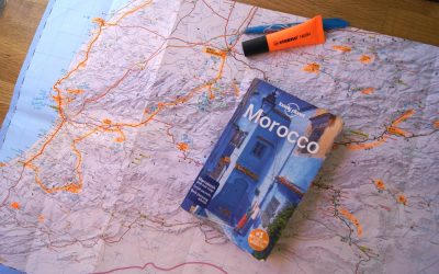 An Amazing 4 Week Morocco Itinerary by Campervan | Morocco Vanlife