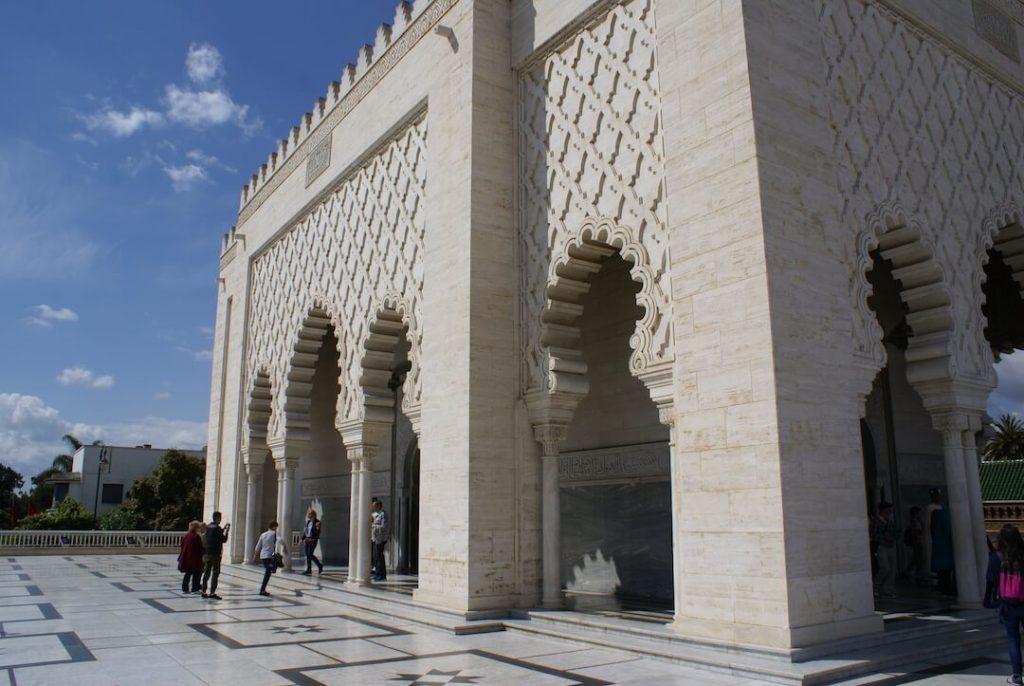 Vanlife Morocco -Morocco Itinerary by Campervan - Rabat3
