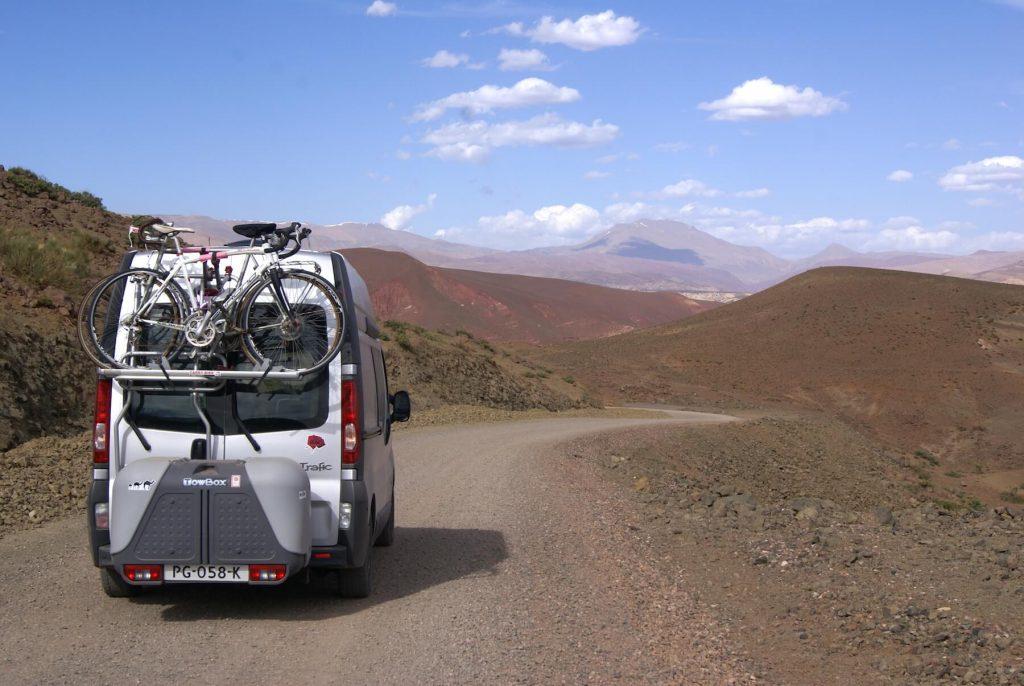 Vanlife Morocco - 4 week Morocco Itinerary by Campervan - Tizi n Tichka2