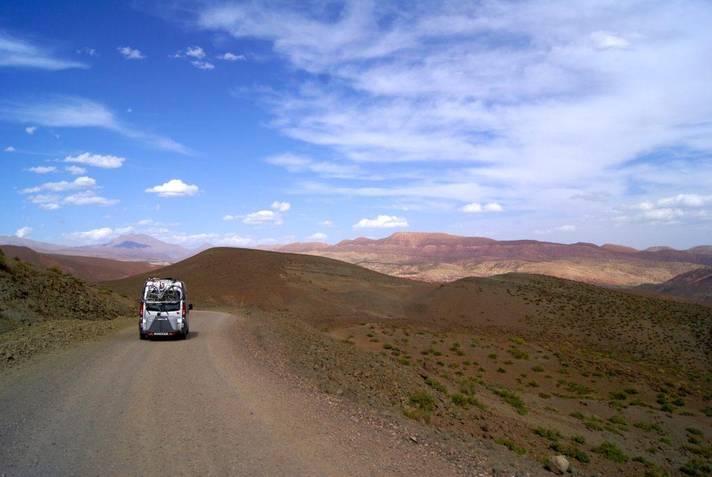 4 week itinerary Morocco by Campervan - Tizi n Tichka3