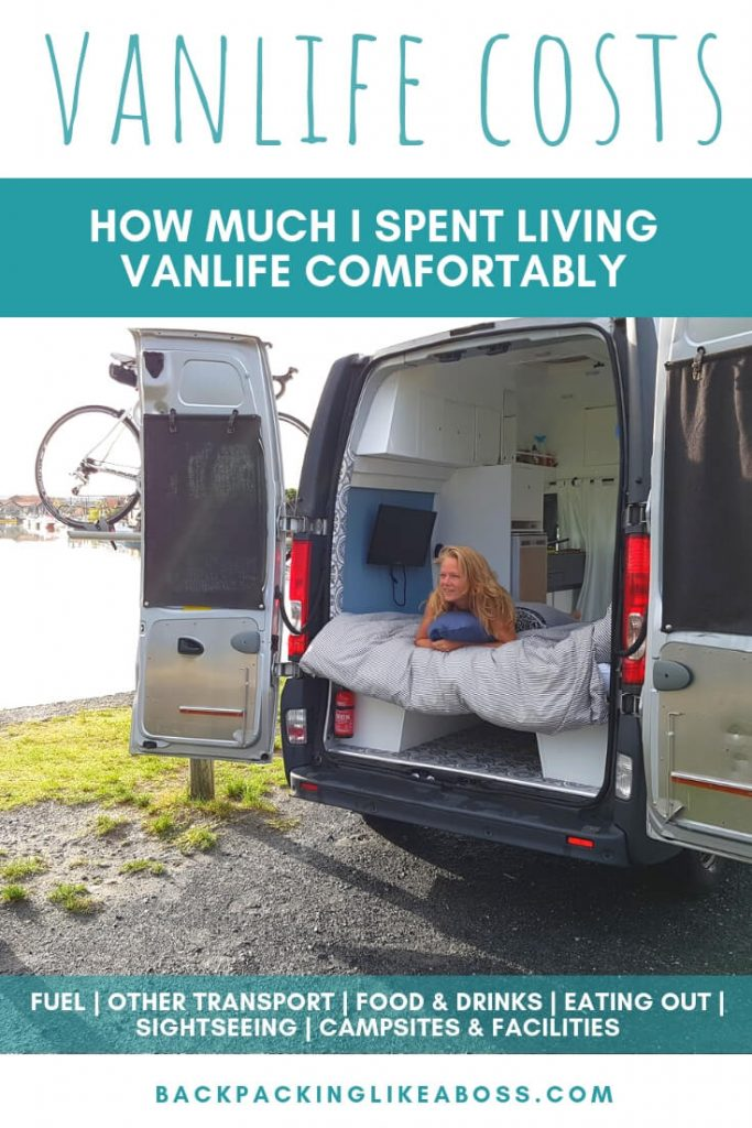 how much does vanlife cost