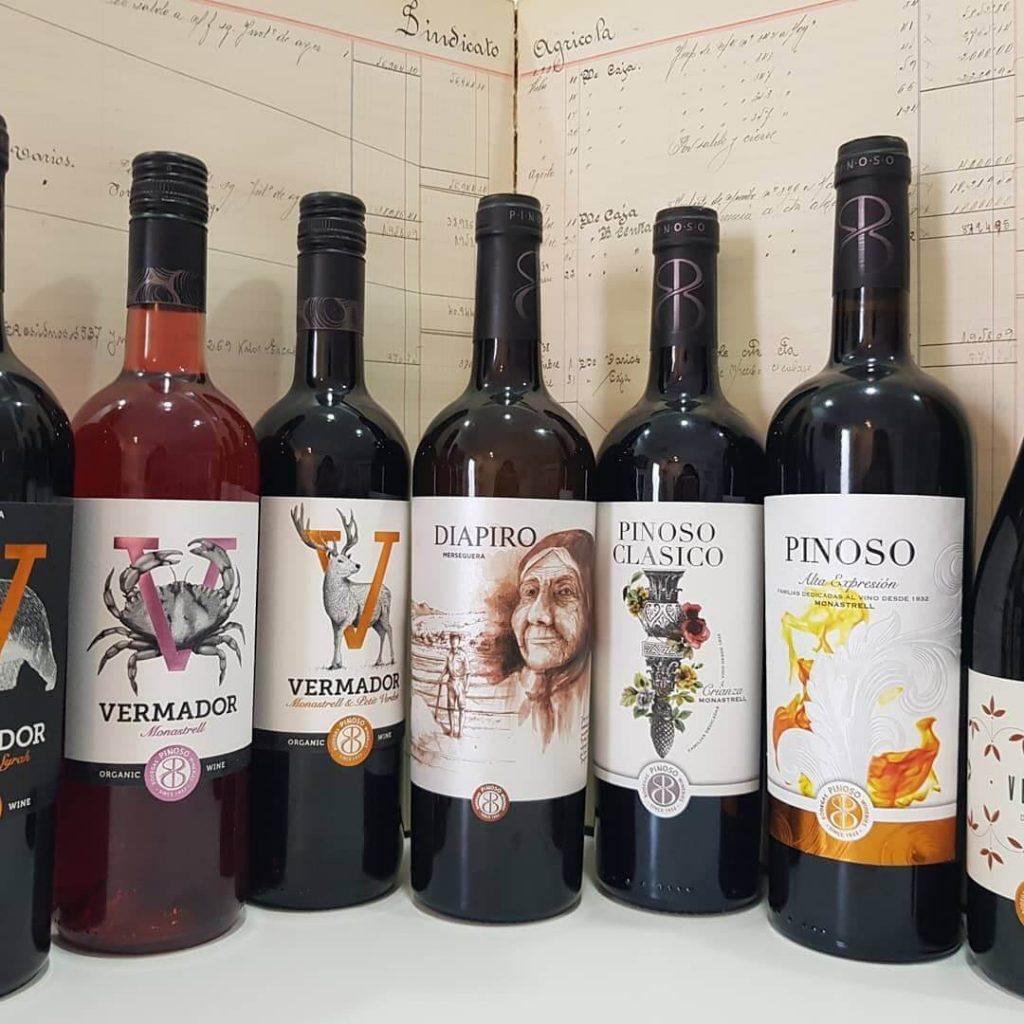 Bodega Pinoso wines