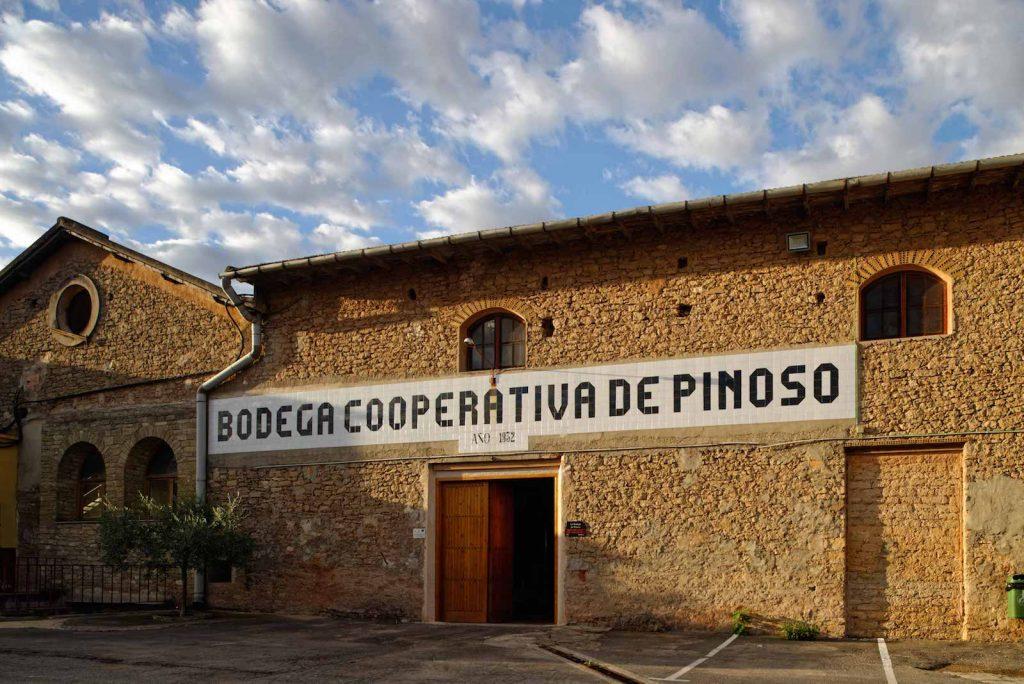 Bodegas Pinoso Wine Tours Enoturismo Pinoso