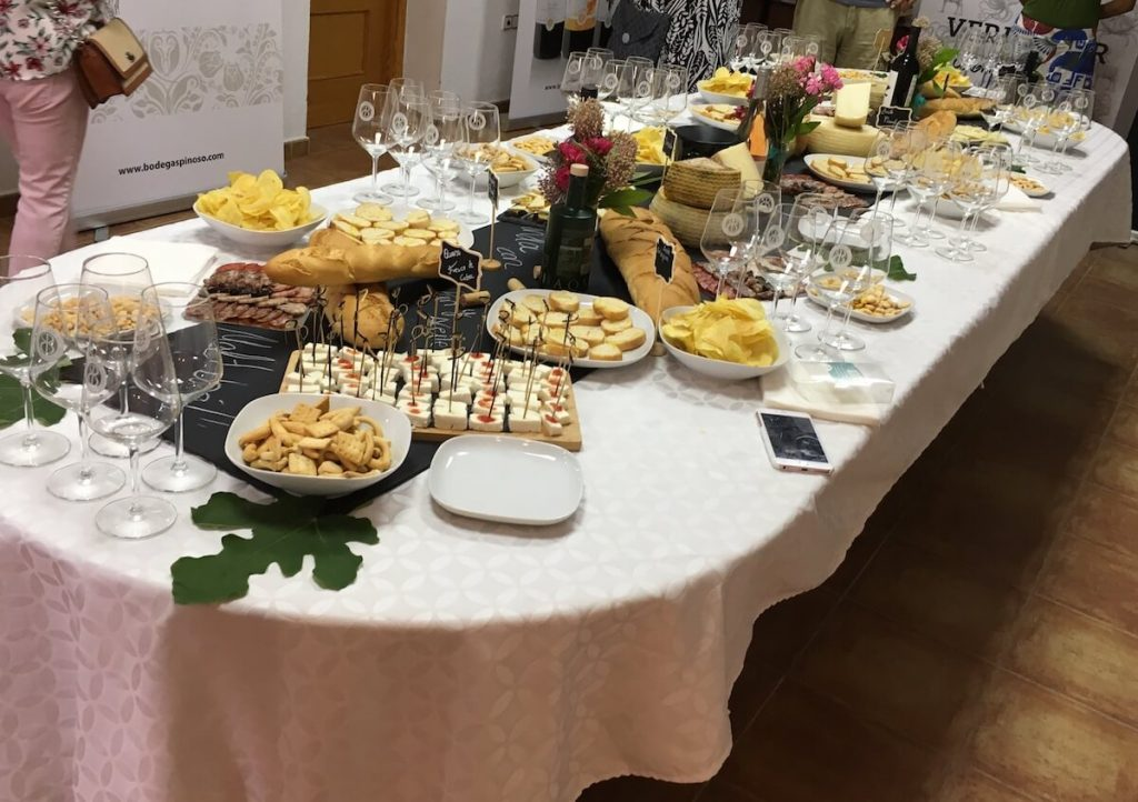 Winetasting Bodegas Pinoso (1)