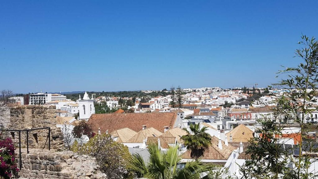 Things to do in Tavira - old town