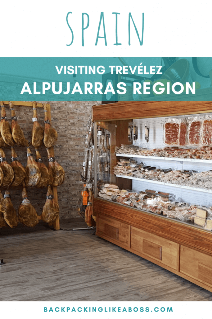 Visit Trevelez Alpujarras in Spain
