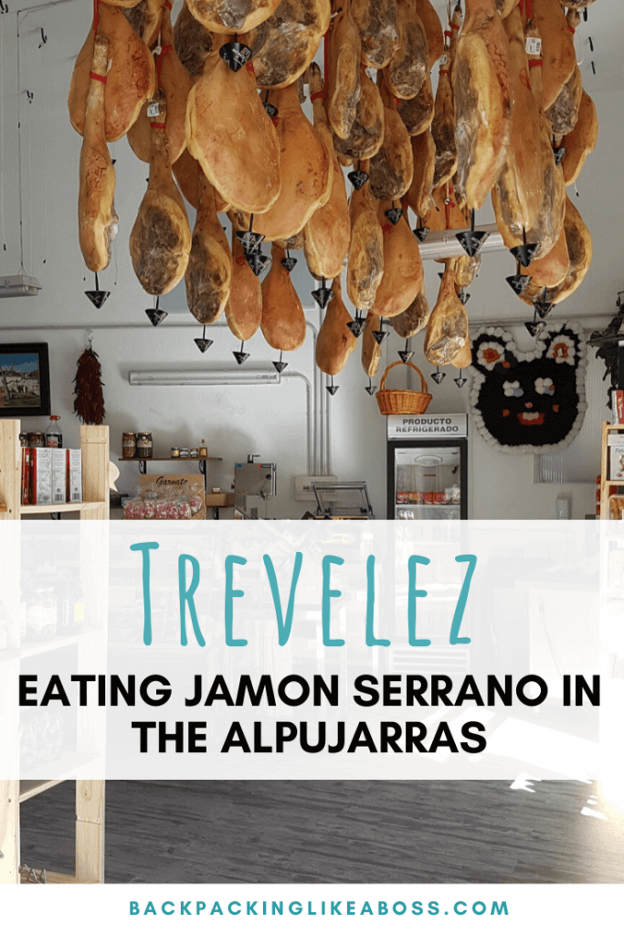 Visit Trevelez in the Alpujarras, Spain