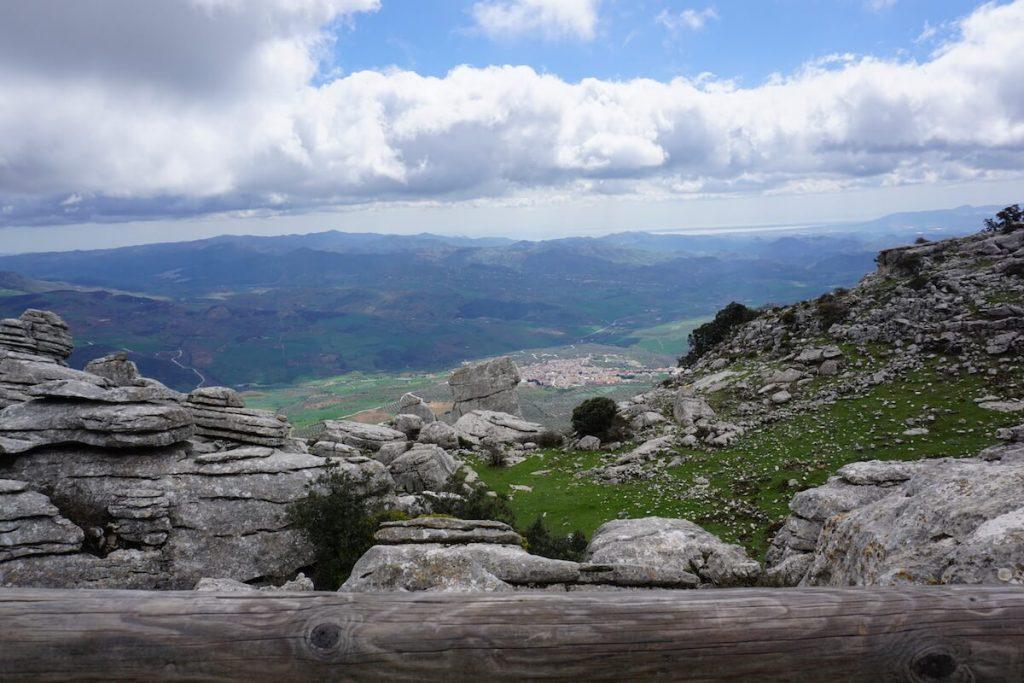 Visiting El Torcal Natural Parc - Antequera - Malaga - Daytrip - views