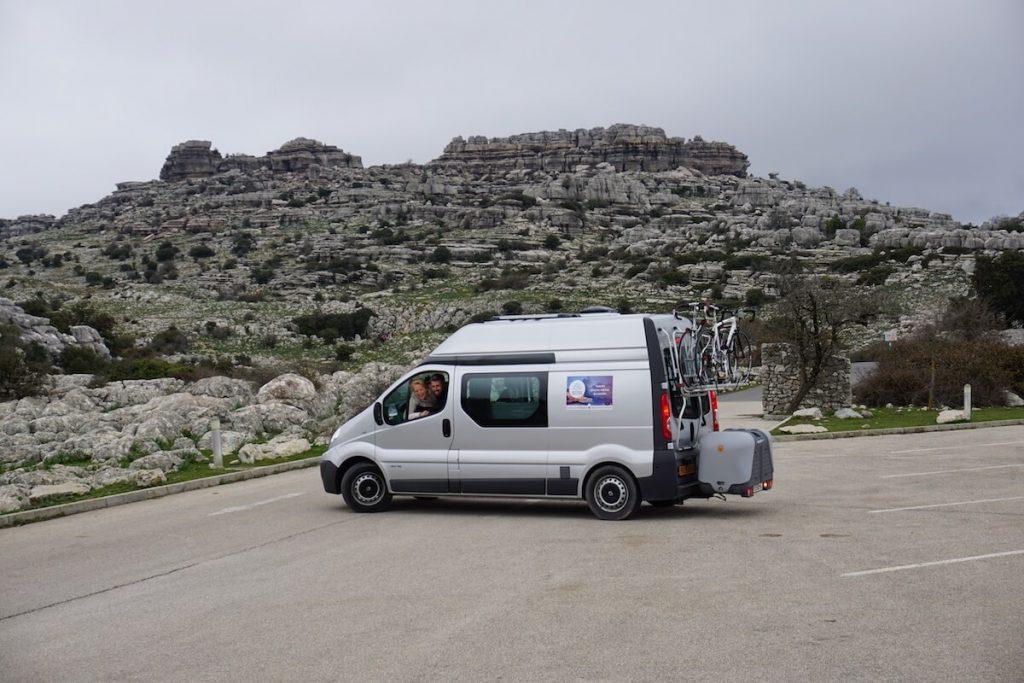 Visiting El Torcal Natural Parc - Antequera - Malaga - Daytrip
