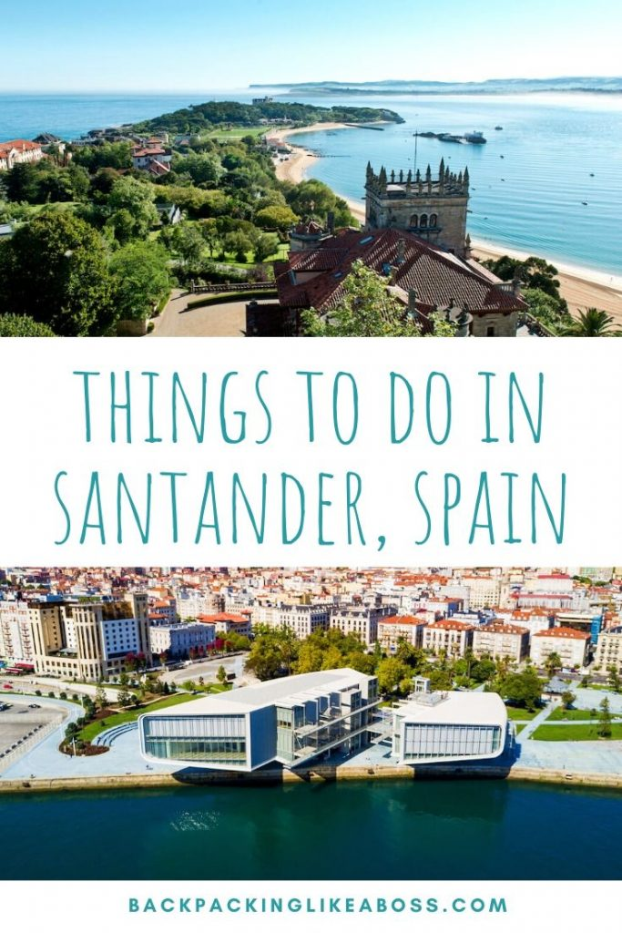 Best places to visit Santander