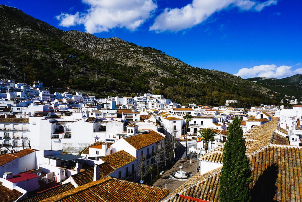 Off the beaten path in Spain - Mijas Pueblo by The Danish Nomads