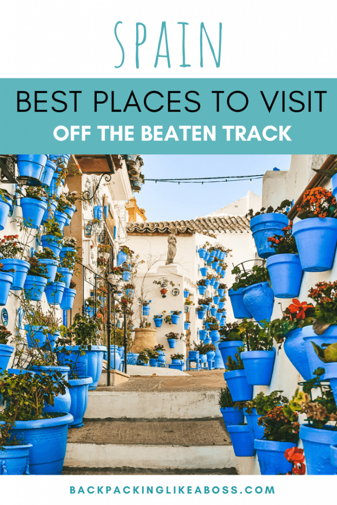 Best places to visit Spain