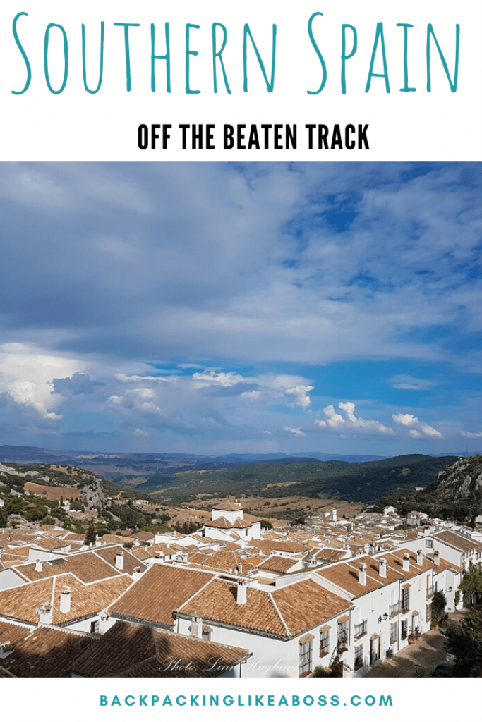 Off the beaten track Spain