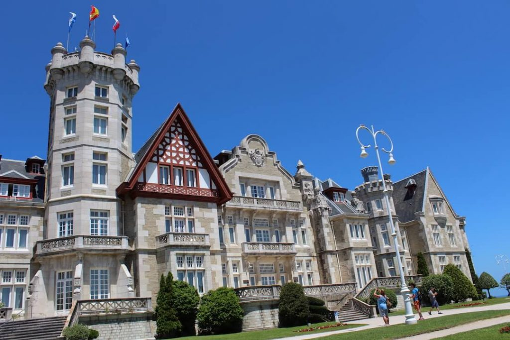 Things to do in Santander - Magdalena Palace
