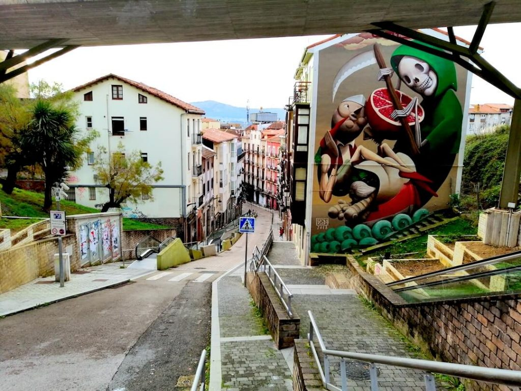 Things to do in Santander - Santander Street Art