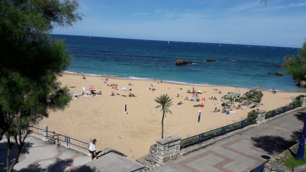 Things to do in Santander - Sardinero Beach