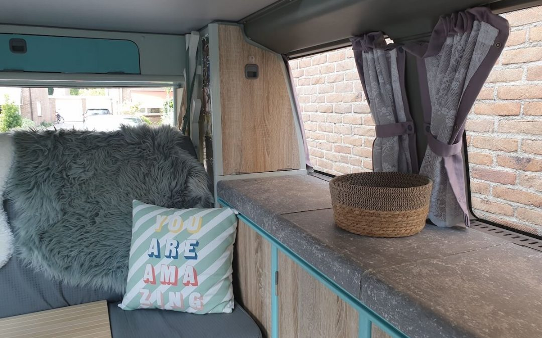 Wrapping your Campervan Kitchen – Next Level Campervan Kitchen Ideas